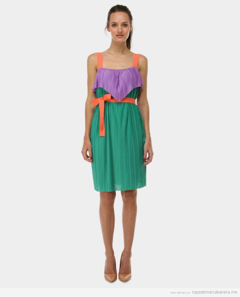 Vestidos verano marca Sita Murt baratos, comprar outlet online