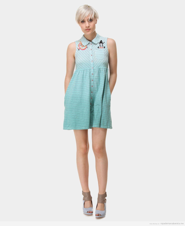Vestidos verano Custo Barcelona baratos, outlet online