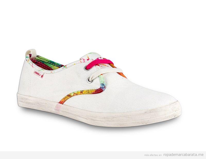 Zapatillas marca O'Neill baratas, outlet online 3