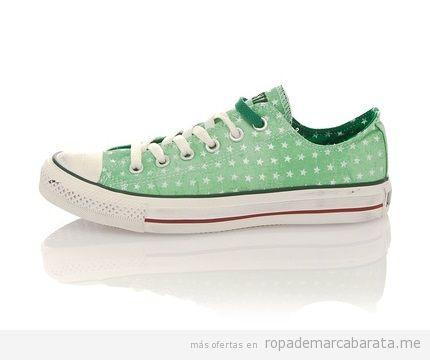 Zapatillas marca Converse baratas, comprar outlet online