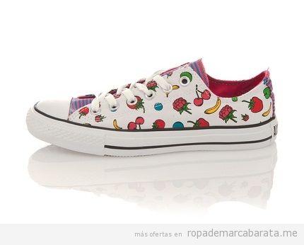 Zapatillas marca Converse baratas, comprar outlet online 2