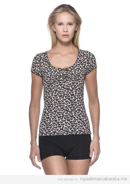 Camiseta marca Just Caballi rebajas, outlet online