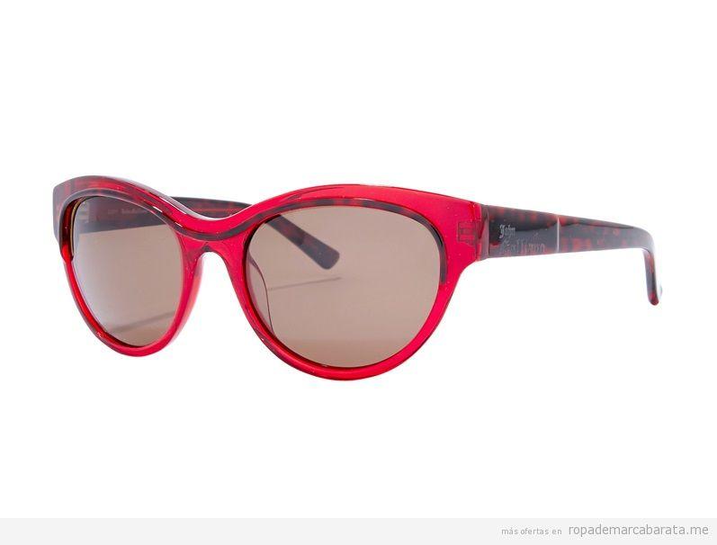 Gafas sol marca John Galliano baratas, outlet online
