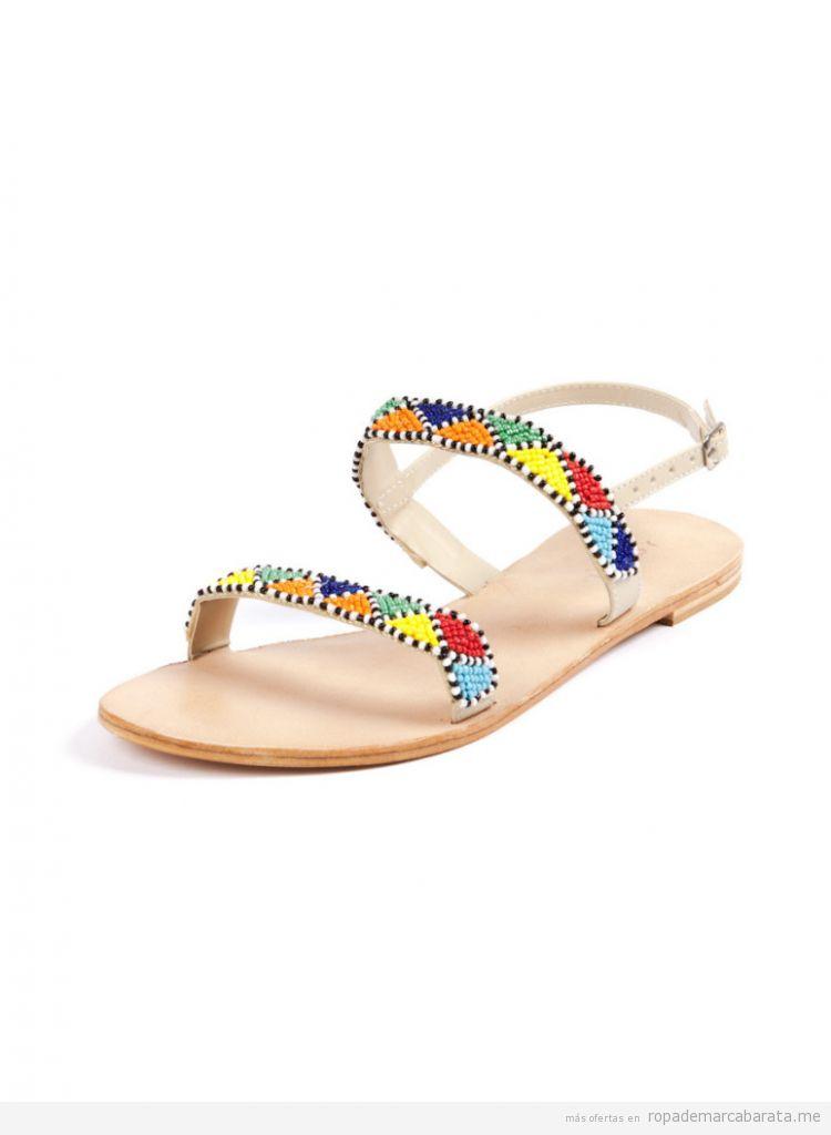 Outlet online zapatos verano marcas, rebajas