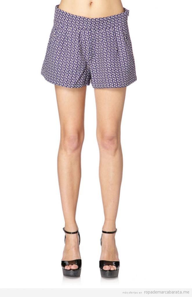 Shorts  marca Made for Loving baratos, rebajas