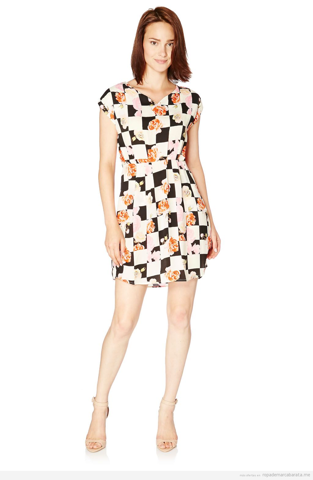 Vestido marca Made for Loving barato, outlet online