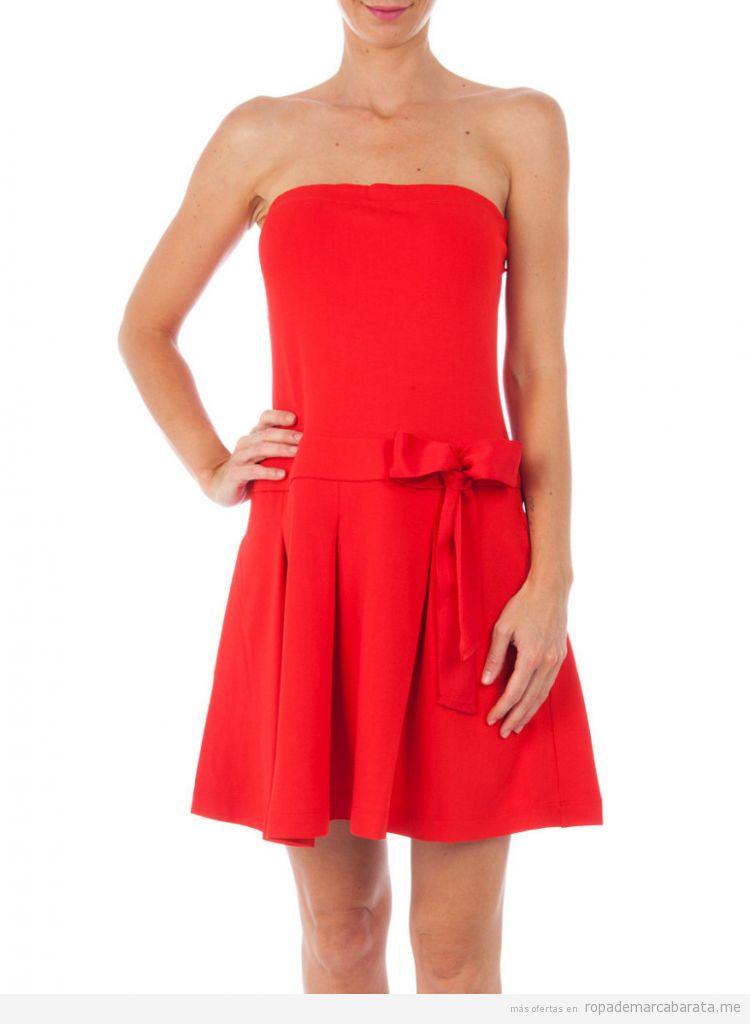 Vestido marca Love Moschino barato, outlet online