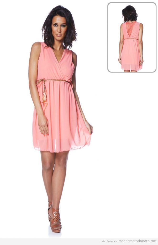 Vestidos verano marca La Belle Parisienne baratos, outlet online