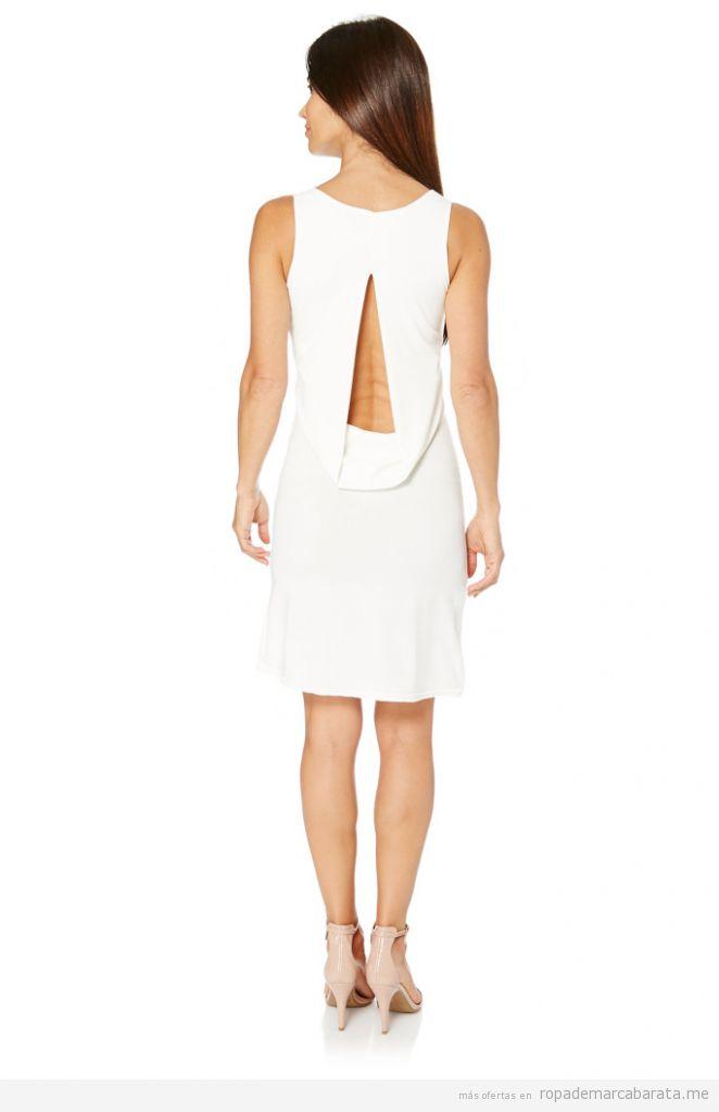 Vestidos verano marca La Belle Parisienne baratos, outlet online 4