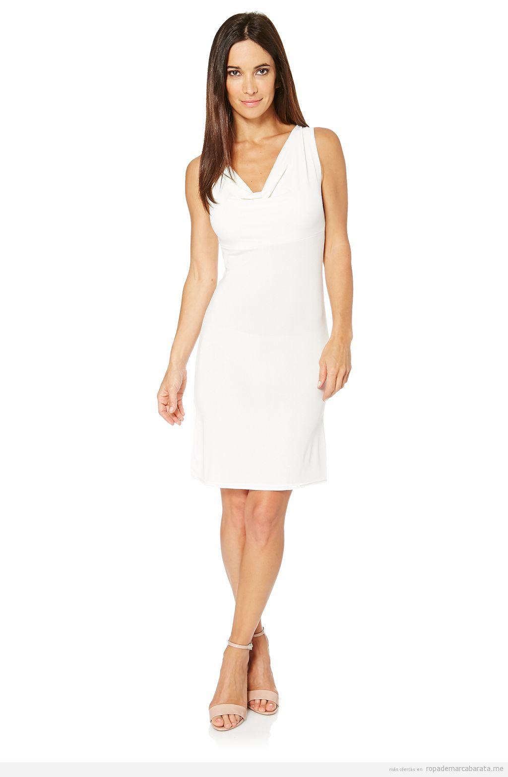 Vestidos verano marca La Belle Parisienne baratos, outlet online 3