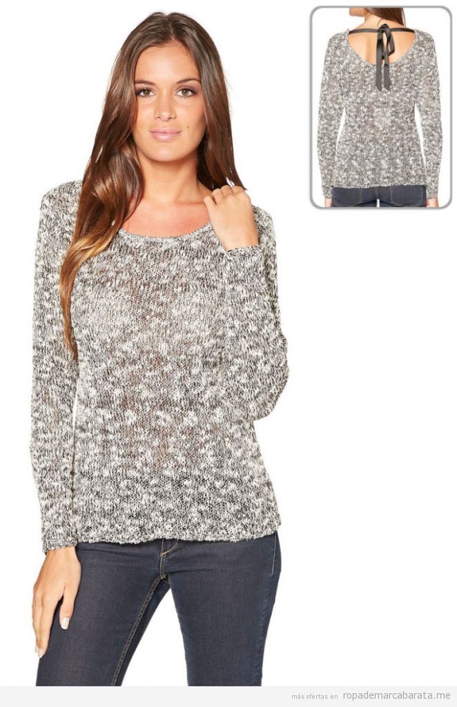 Jersey punto marca Charlise barato, outlet online