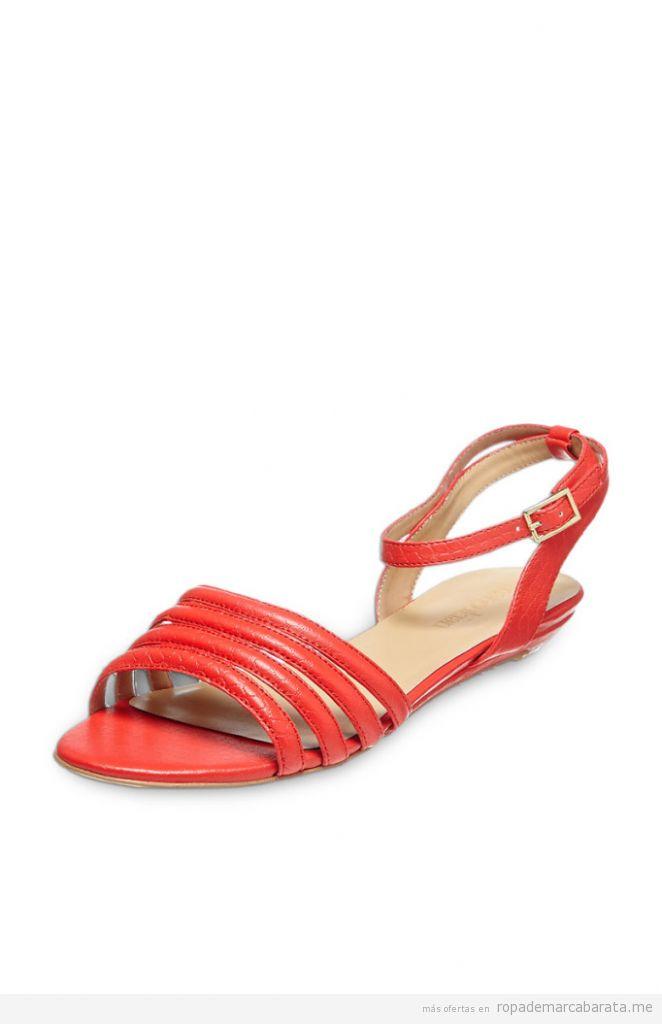 Sandalias marca Manoukian baratas,  outlet online