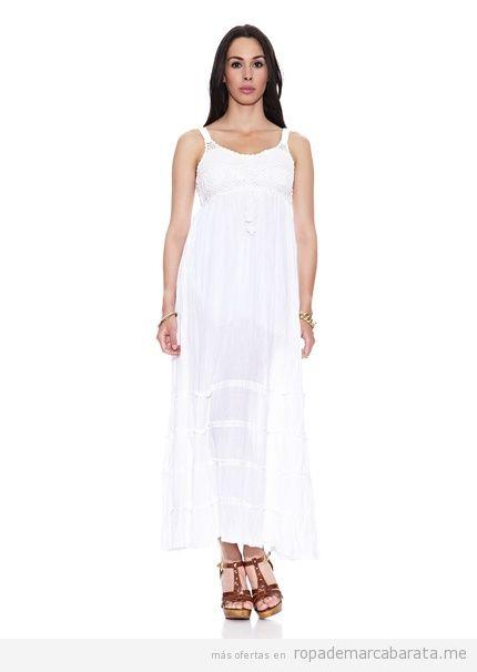 Vestidos ibicencos baratos, outlet online