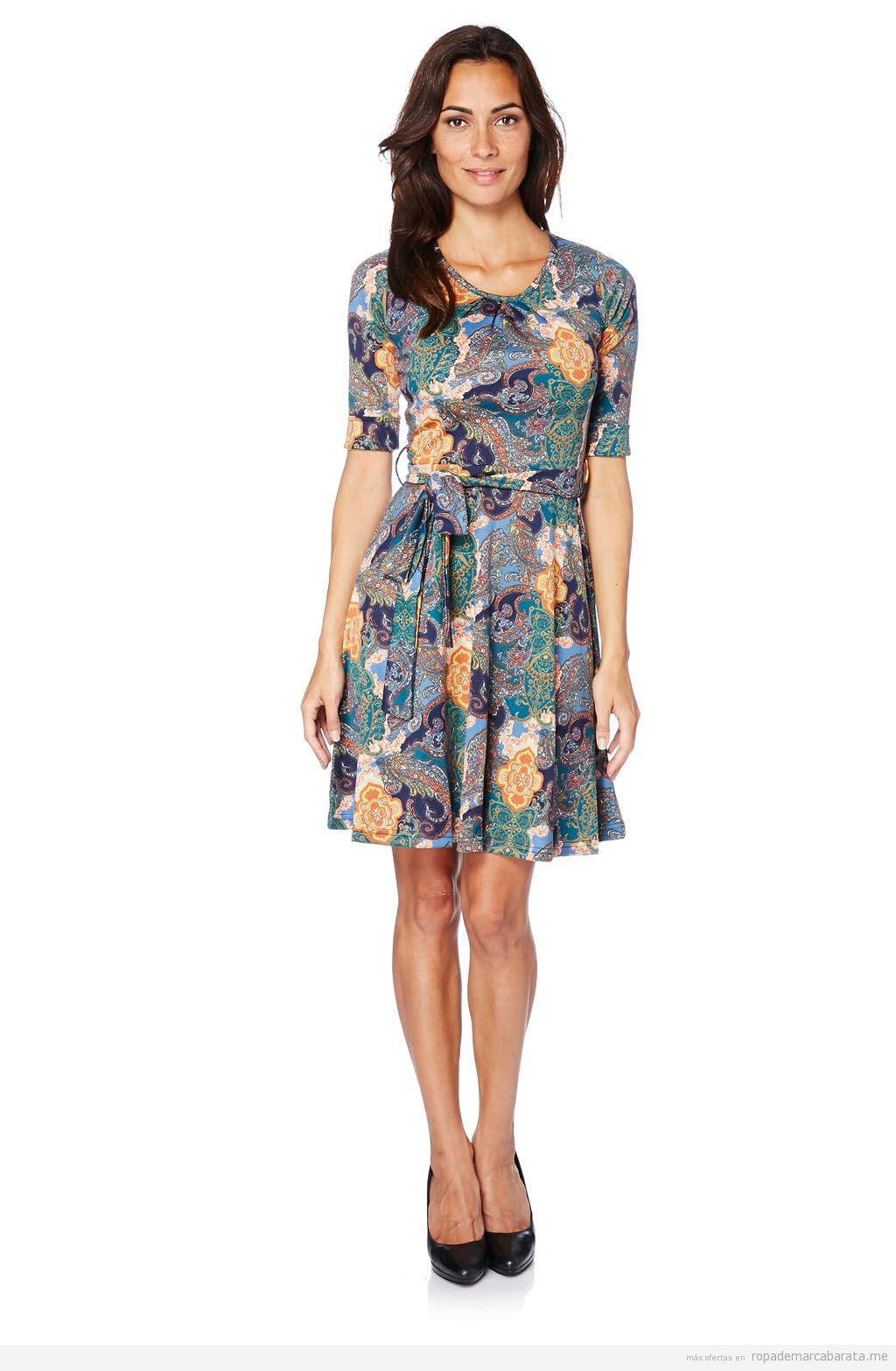 Vestidos estampados marca Supertition baratos, outlet online 3