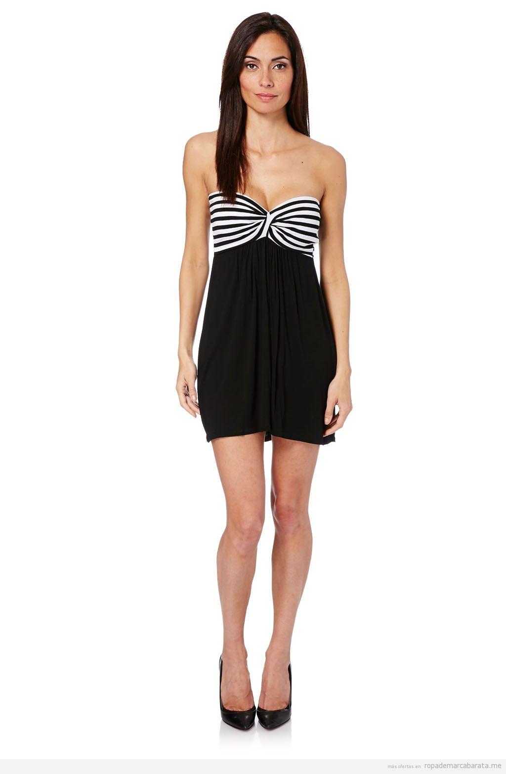 Vestidos verano marca Milles Barcelona baratos, outlet online 3