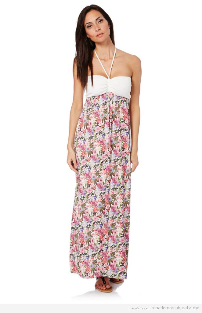Vestidos largos verano marca Milles Barcelona baratos, outlet online