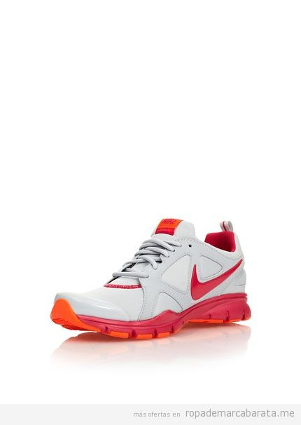 Zapatillas mujer trainning y running marca Nike rebajas