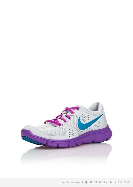 Zapatillas mujer trainning y running marca Nike rebajas 3