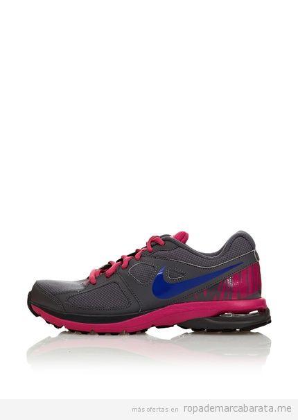Zapatillas mujer trainning y running marca Nike rebajas 2