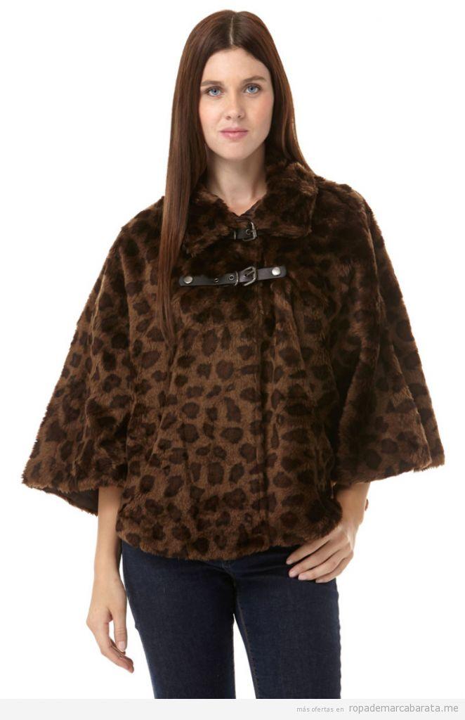 Capas pelo print leopardo marca Folia baratas, outlet