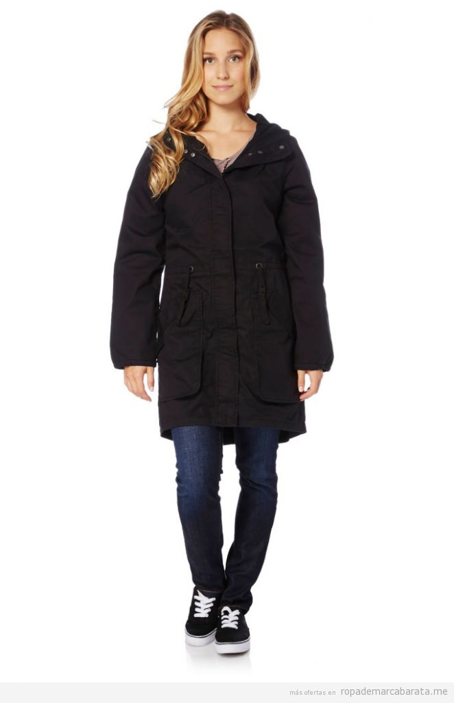 Parkas marca Oxbow baratos, outlet online