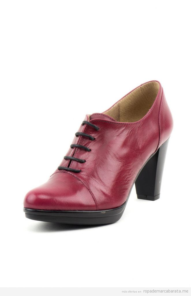 Zapatos Richelieu marca Liberitae baratos, outlet online