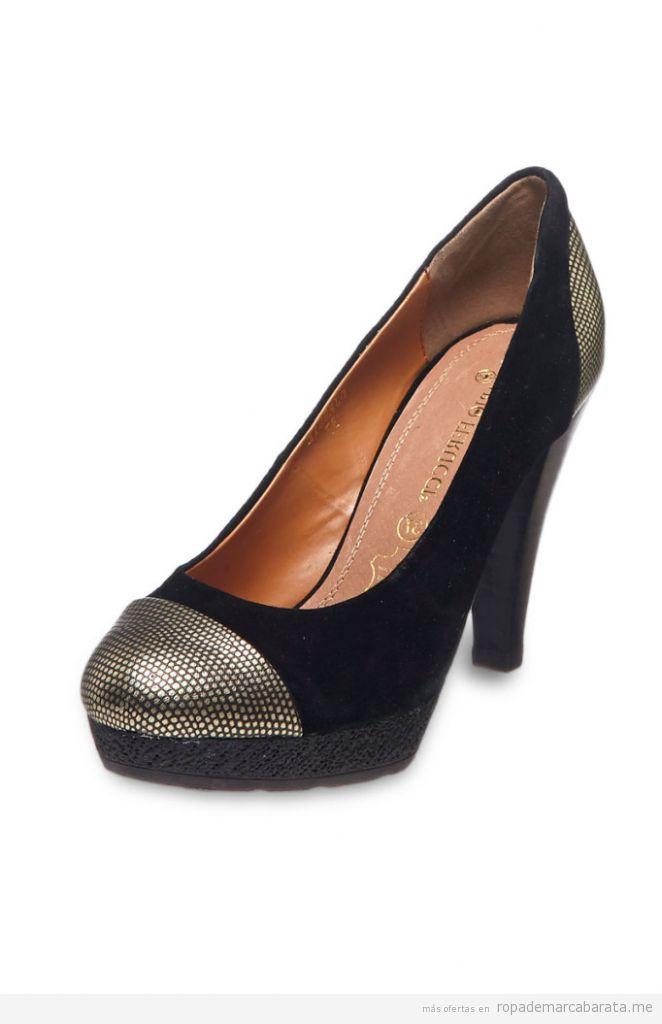 Zapatos marca Ilario Ferucci baratas, outlet online