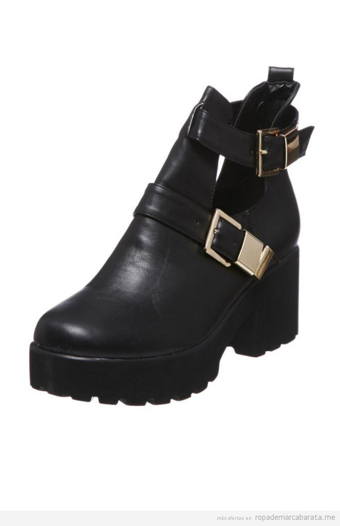 Botines y botas marca Leoss baratos, outlet online