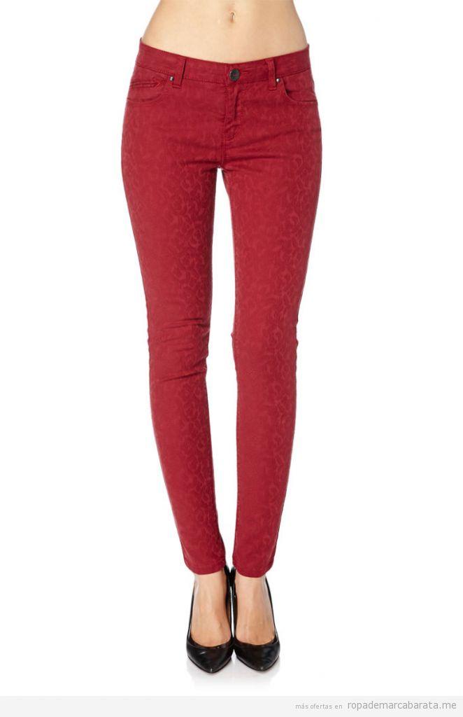 Pantalones otoño marca MKT Studio Paris baratos, outlet online