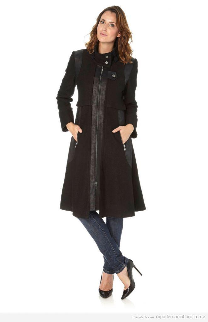 Abrigo tallas grandes marca multiples baratos, outlet online