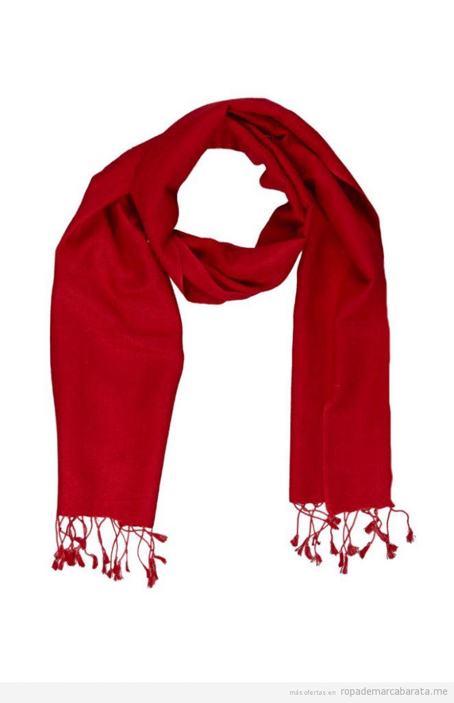 ... Fular, estola y bufandas de seda y lana marca Kashmir House baratas,  outlet online 824017eccf1