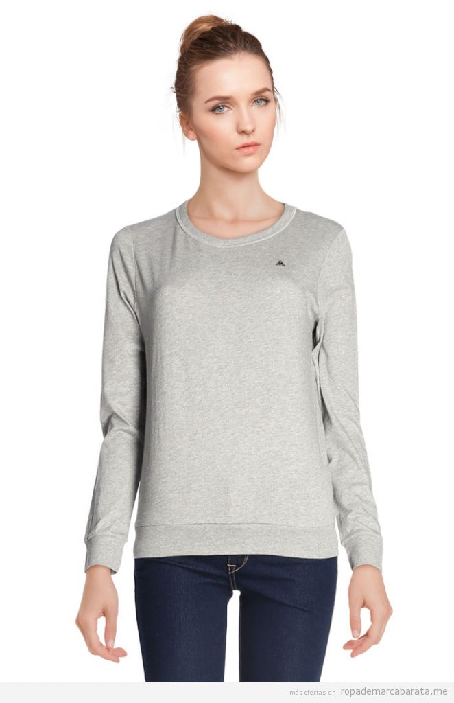 Jersey mujer marca Le Coq Sportif barato, outlet online