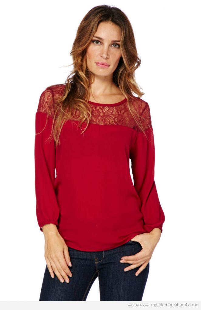 Blusa mujer marca Swarovski barata, outlet online