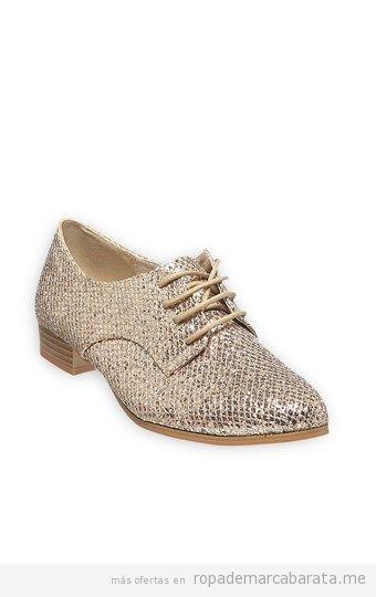 Zapatos derby lentejuelas  baratos, outlet online