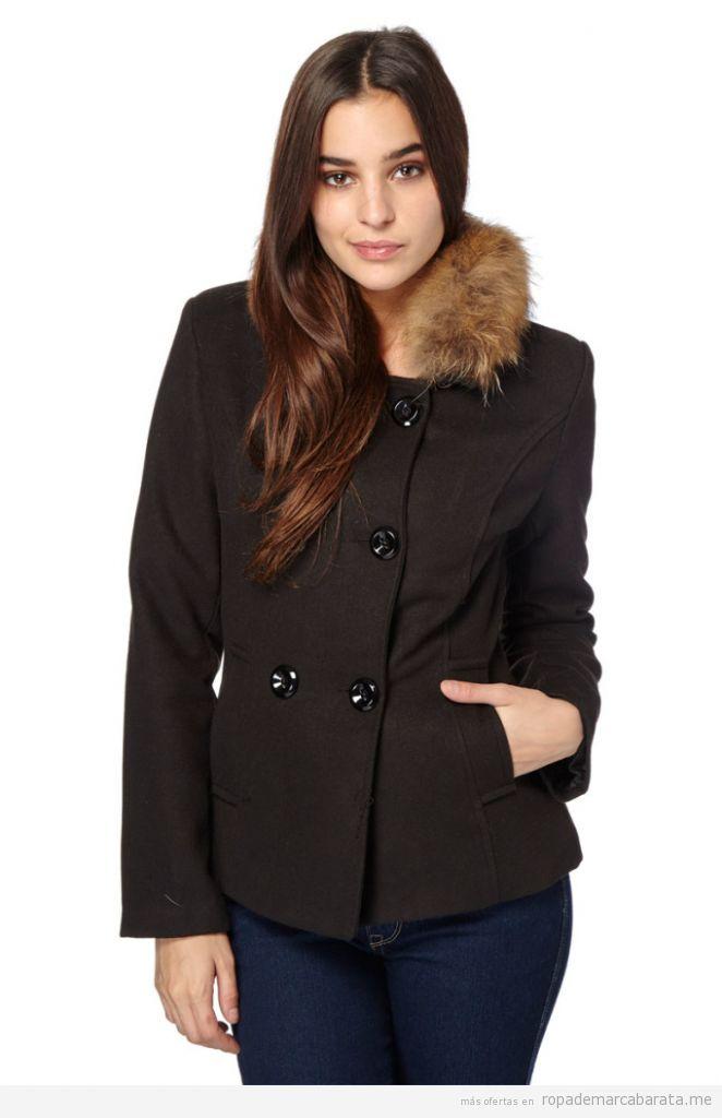 Abrigo de mujer de marca Emma & Giovanni, outlet online