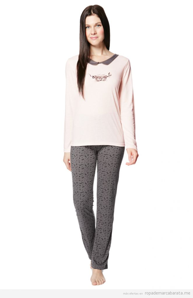 Pijama mujer marca Tendre Nuit baratop, outlet online
