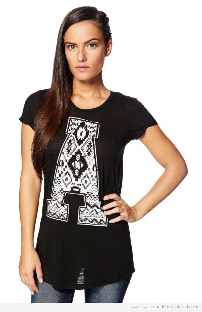 Camiseta chica marca Alcott barata, outlet