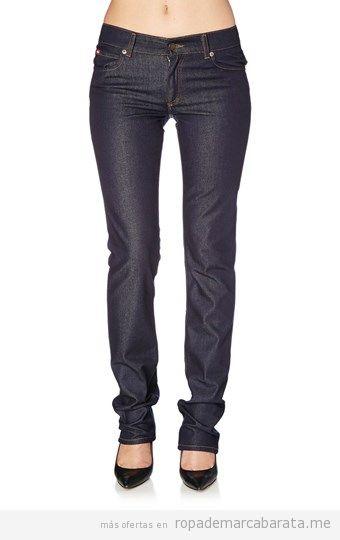 Pantalones vaqueros para chicas marca Lee Copper baratos. outlet online