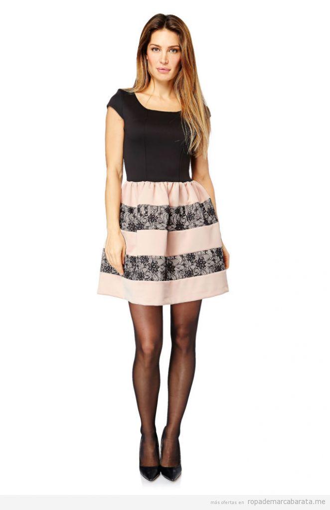 Vestido mujer marca Les Sophistiqués baratos, outlet