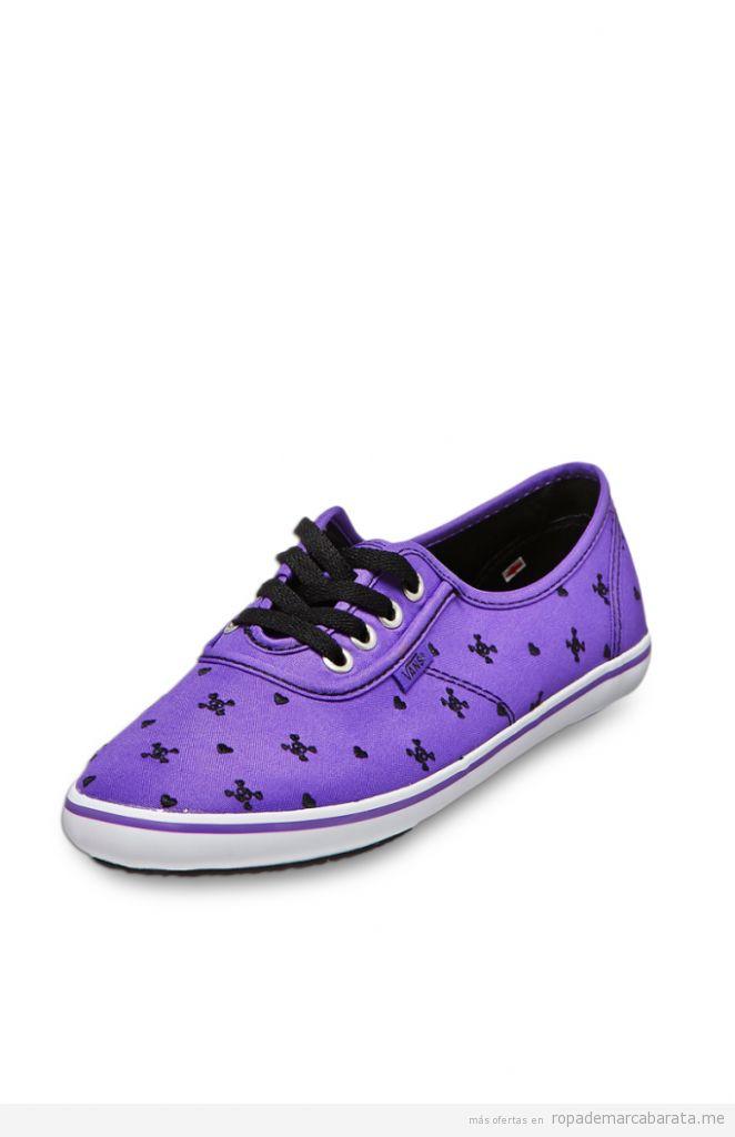Zapatillas Cedar Violeta 4aa507f8137