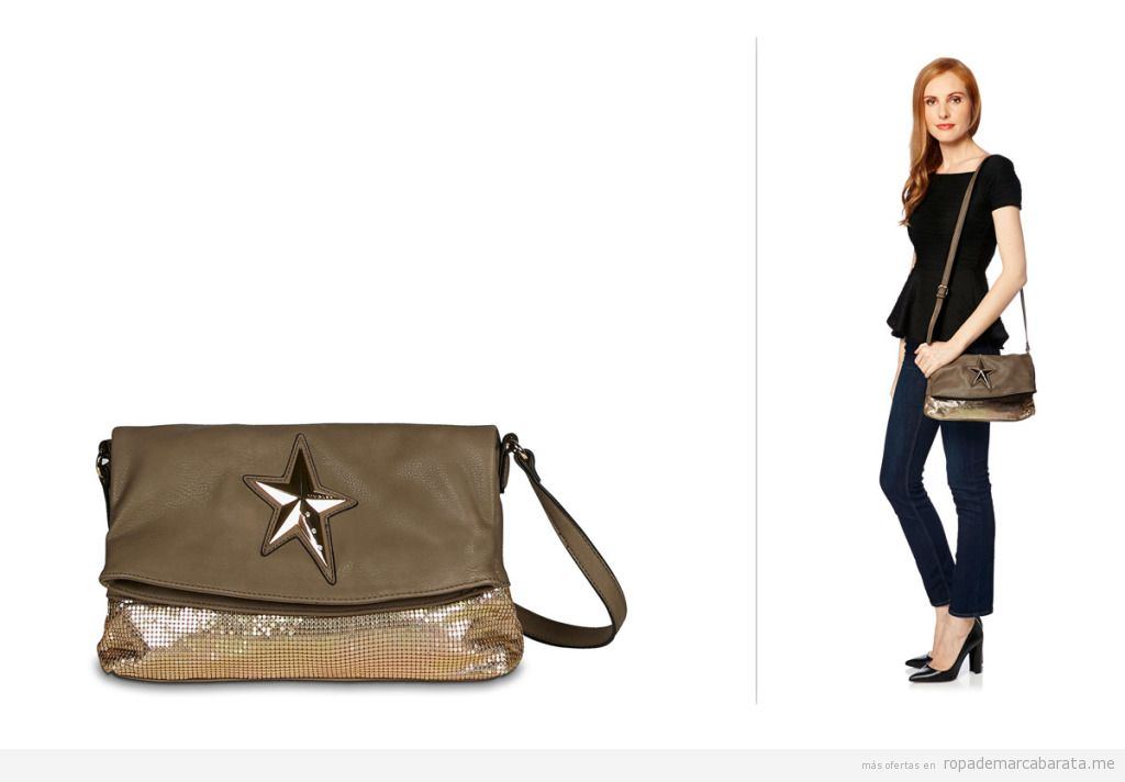 Bolso marca Thierry Mugler barato, outlet online