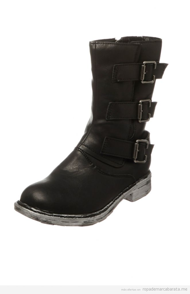 Botines marca Andre Conti baratos, outlet online