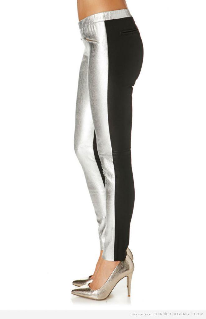 Pantalones platados de marca American Retro baratos, oulet online