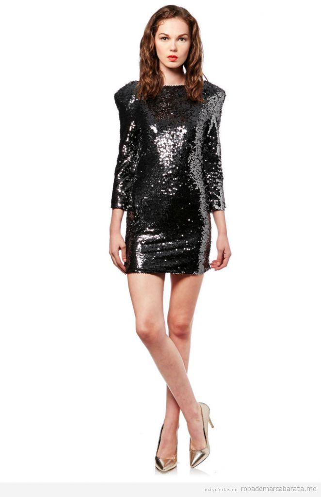 Vestido lentejuelas de marca American Retro barato, oulet online