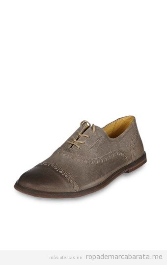 Zapatos richelieux marca Kickers baratos,outlet online
