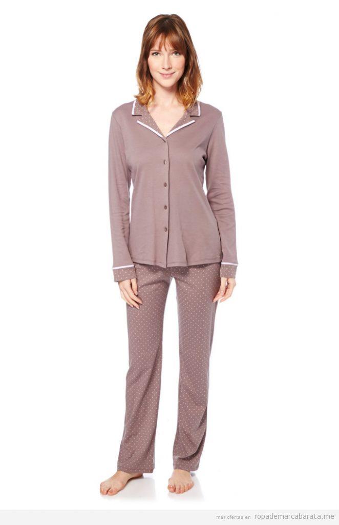 Camisones, pijamas, batas y lencería marca Le Chat, rebajas 2