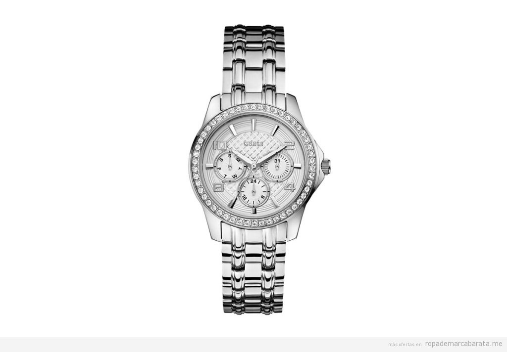 Relojes mujer marca Guess baratos, outlet online 3