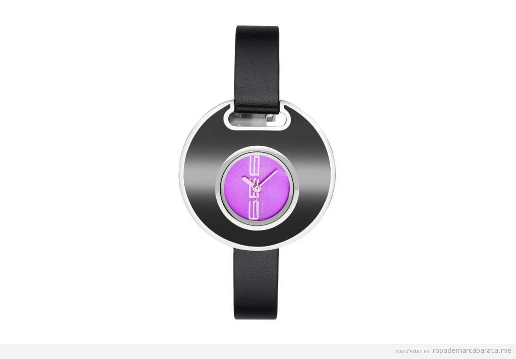 Relojes piel marca 66 Barcelona baratos, outlet online 2