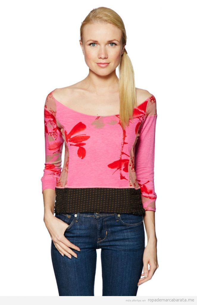 Ropa mujer marca Custo Barcelona barata, outlet online