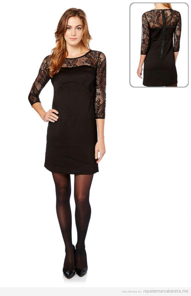 Vestido elegante marca My collection baratos outlet online 3